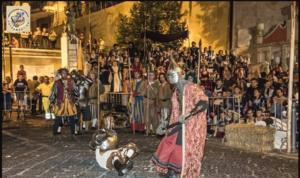 Eventi e Manifestazioni: Carlo V