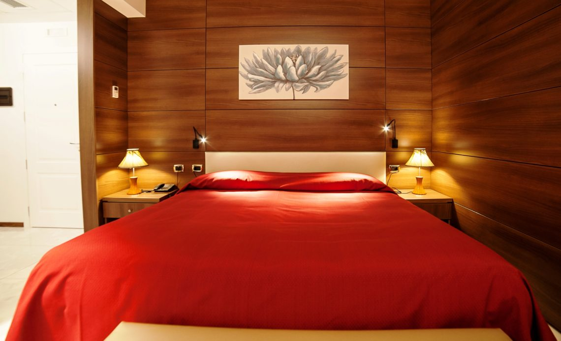 Camere Hotel: Family Hotel Polla