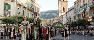 Alla Tavola della Principessa Costanza: Castello Macchiaroli