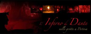 L'Inferno di Dante nelle Grotte di Pertosa